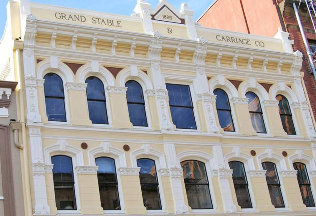Grand Stable Carriage Company Exterior